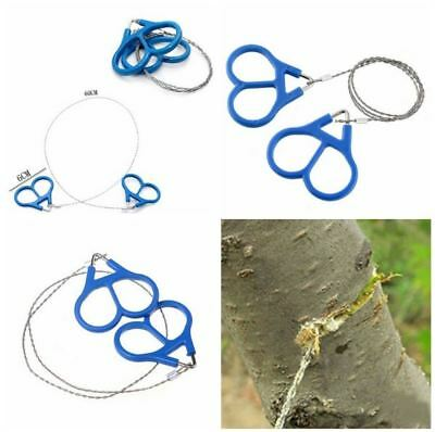 NEW Wire Saw Finger Saw Multi Saw Wire Mini Saw Saw Survial Stainless Steel