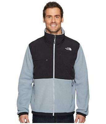 New Mens The North Face Denali Jacket Coat Black Grey Blue Green Sherpa