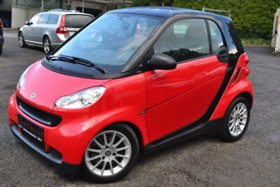 Smart fortwo coupe Micro Hybrid Drive Passion PANORAMA