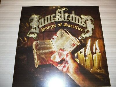 Knuckledust-Songs Of Sacrifice,lp,new+Sealed/hatebreed/body Count