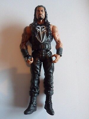 Roman Reigns Basic figure - Series 65 - Mattel - wwe wrestling wwf
