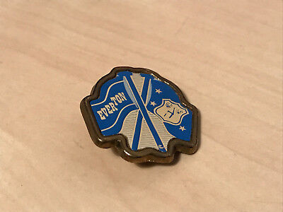 Vintage Everton Football Club Insert Badge by Coffer - Unusual Design
