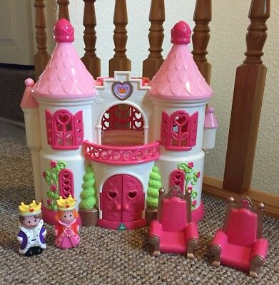 ELC Happyland Fantasy Palace Enchanted Castle With Accessories
