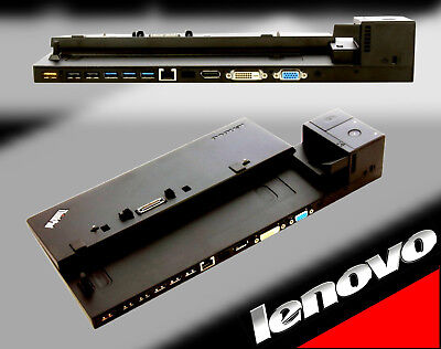 Lenovo ThinkPad Pro Dock Type 40A1 Docking Station 00HM918 04W3948★ 1x Schlüssel