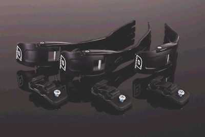 New O'Neal-MX RDX Strap And Buckle Kit Adult Motocross/Offroad For Boots, Black