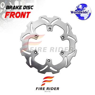 FRW 1x Front Brake Disc Rotor For KTM SXS 125 00-10 01 02 03 04 05 06 07 08 09