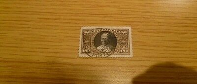 Vatican 1933 SG 30 - nice cancellation - stain on reverse Catalogue £48  Ref VK5
