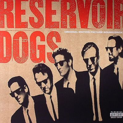 Reservoir Dogs Soundtrack New Sealed Lp In Stock