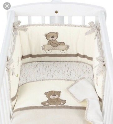 Mothercare Loved So Much Cot Bumper