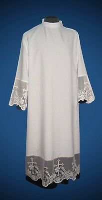 Alb Camice  Messgewand  Chasuble Vestment Kasel