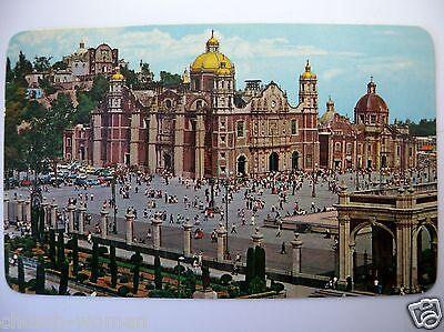 Catholic Photo Postcard Our Lady of Guadalupe Chapel Shrine Church Mexico  Lot 6