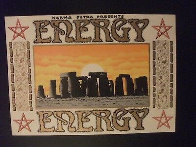 ENERGY  -  Rave Flyer -  14th June 1991  ECLIPSE COVENTRY