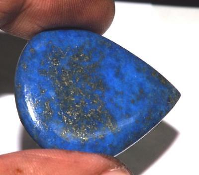32.30 cts 100% Natural Untreated Quality Blue Lapis Lazuli Gemstone #tlp303