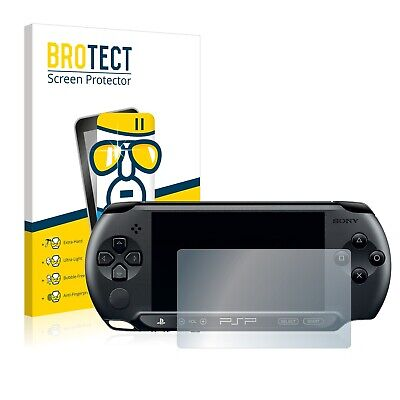 Screen Protector for Sony PSP 1000 Tempered Glass Film Protection