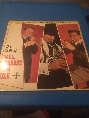 The Best Of Ball Barber And Bilk Lp Vinyl Record