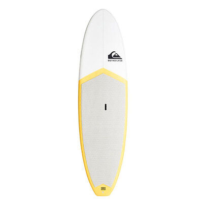 Quiksilver Surfboards The Thor 9'8'' 171 Liters White   Yellow