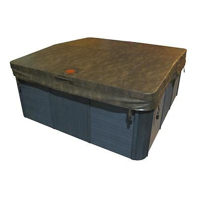 Canadian Spa Company 213 X 213CM Spa Cover - Brown -From the Argos Shop on ebay