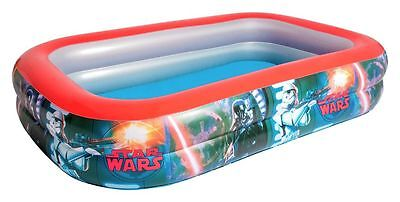 Bestway Inflatable Star Wars Family Paddling Pool - From the Argos Shop on ebay