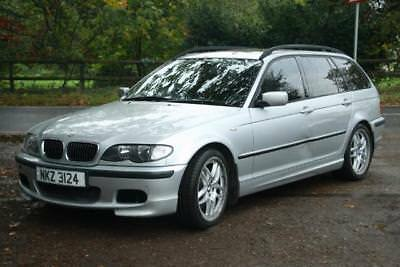 2002(02) BMW 330i Sport Touring - Private Plate included.