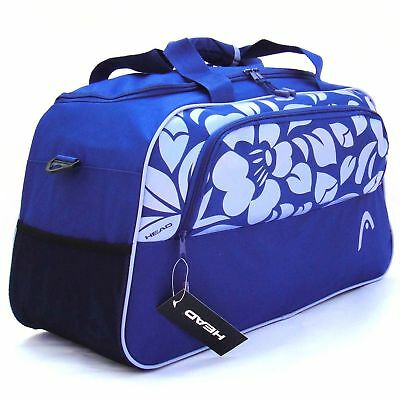Head Womens Orchid Ladies Travel Holdall Sports Fitness Gym Duffle Bag