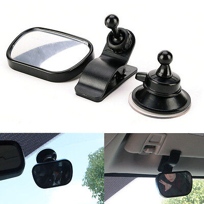 Car Back Seat Mirror Rear View Baby Precious Children Adjustable Safety Sucker