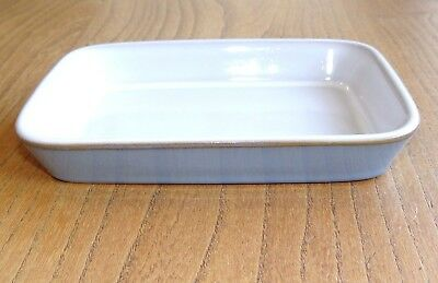 Denby Stand or Base for Butter Dish - COLONIAL BLUE