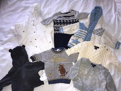 Baby Boy Clothes Bundle Next Gap White Gruffalo 0-3 Months