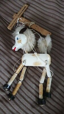pelham puppet pony 1950's good condition for age
