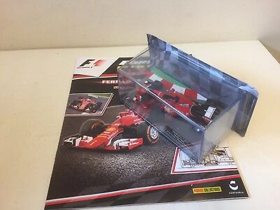 ixo / altaya F1 - FERRARI SF15-T - S. VETTEL  - 1/43 SCALE - F1 COLLECTION  / 42
