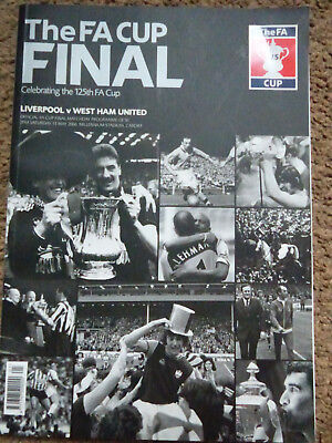 FA Cup Final Liverpoll V West Ham Utd 2006