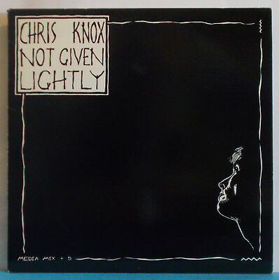 "CHRIS KNOX Not Given Lightly - US 10"" EP - Lo-Fi Indie Rock Toy Love Tall Dwarfs"