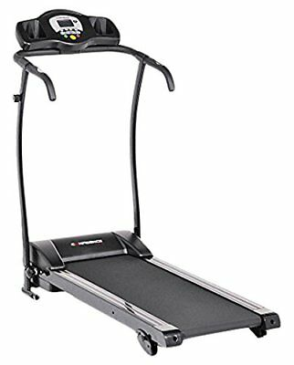 MOTORISED TREADMILL WITH 1 to 12 KM/H speed  & 12 BUILT IN FITNESS PROGS. VGC