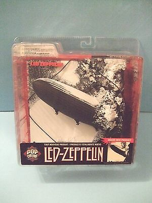 LED ZEPPELIN 3D ALBUM COVER Poster Wall Art Pop culture by McFarlane NEW