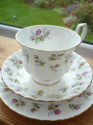 Royal Albert Winsome Pattern Trio