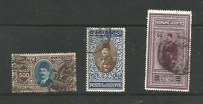 timbres anciens EGYPTE