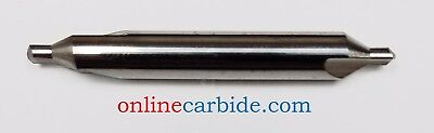 No. 00 82 Degree Carbide Center Drill