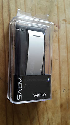 Veho Saem Bluetooth Receiver. New In Packet
