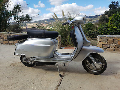 Lambretta Collection - LI150s3, LIS150s3 and TV175s3