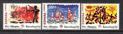 [20] SPAIN 1992 Barcelona Olympic Games  Jeux olympiques  Olympische Spiele  MNH