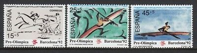 [16] SPAIN 1991 Barcelona Olympic Games  Jeux olympiques  Olympische Spiele  MNH