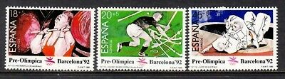 [11] SPAIN 1990 Barcelona Olympic Games  Jeux olympiques  Olympische Spiele  MNH