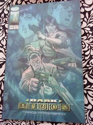 Dark Minds Volume 1 Trade Paperback (Image Comics) Graphic Novel