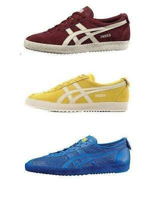 low priced e1976 2320f ASICS ONITSUKA TIGER Mexico 66 Delegation Unisex Trainers -Adults + Junior  sizes