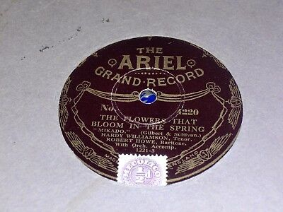"""Collection of 12x VARIOUS 10"""" 78RPM Gramophone Records Dance Male Military etc"""