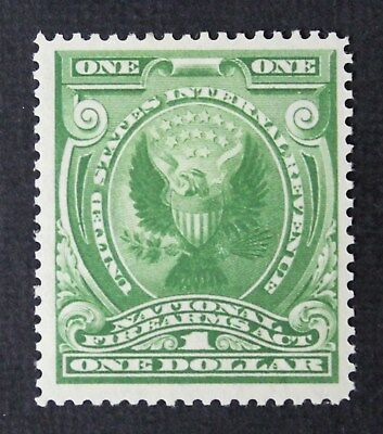 CKStamps: US Revenue Firearms Transfer Tax Stamps Collection Scott#RY3 Mint H OG
