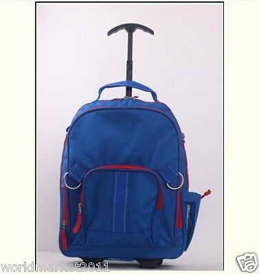 Blue Nylon L31*W15*H42CM Laptop Bags / Book Bags / Travelling Bags/Luggage Bags