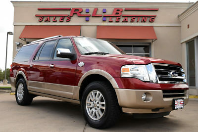 2014 Ford Expedition EL King Ranch 2014 Ford Expedition EL King Ranch, Leather, Navigation, More!