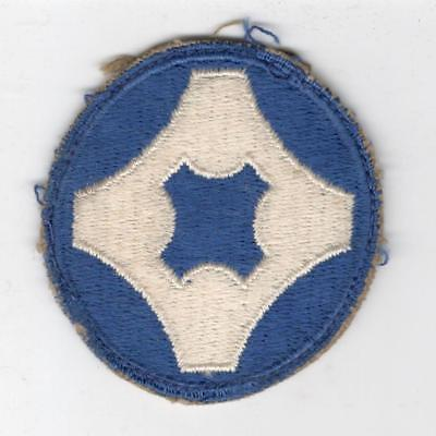 WW 2 US Army 4th Service Command Patch Inv# Y511