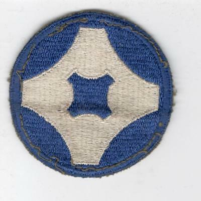 WW 2 US Army 4th Service Command Patch Inv# Y513