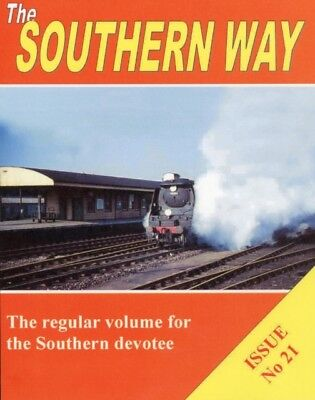 Southern Way Issue 21 (Paperback), Robertson, Kevin , 9781906419943